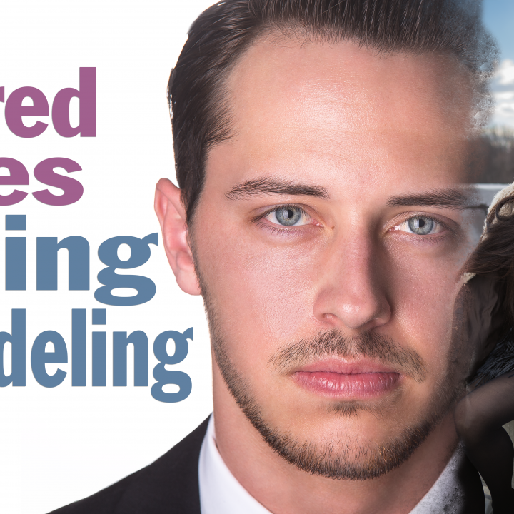 The Blurred Lines of Acting & Modeling