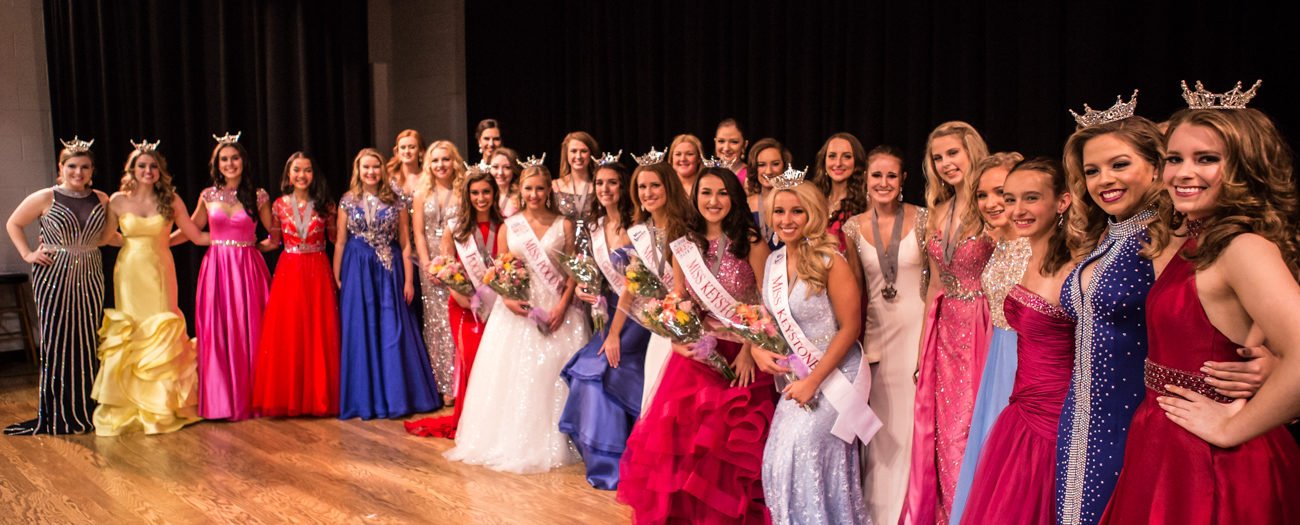 Miss Greater Hazleton Pageant Show 2018